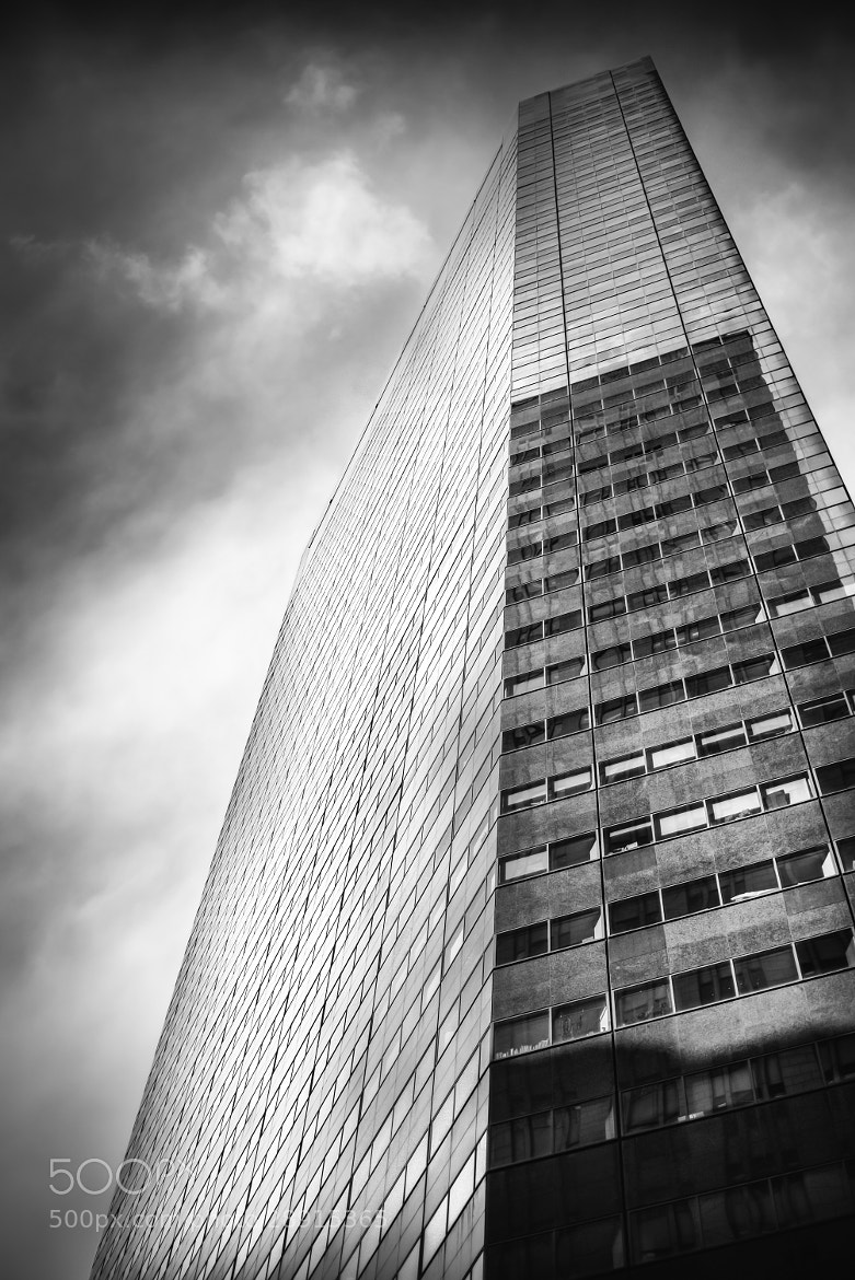 Photograph Steel and Concrete by Farouk Cherchali on 500px