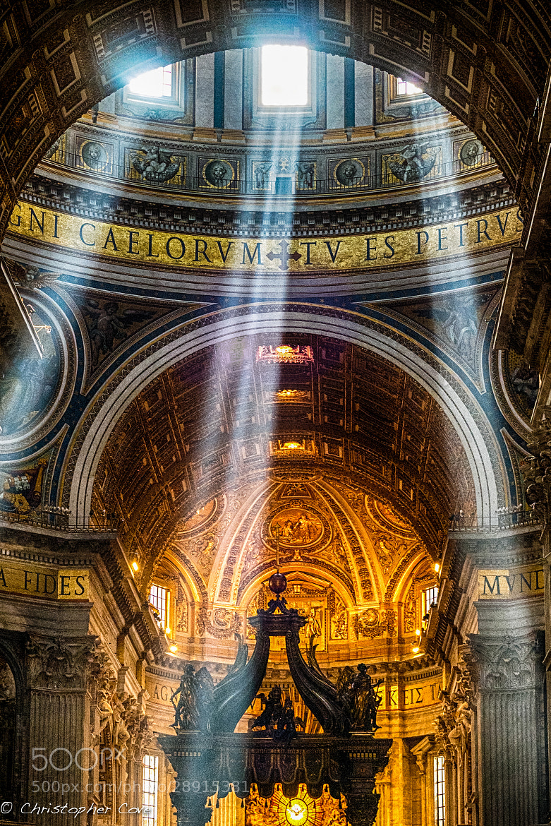 Photograph Divine Light by Christopher Cove on 500px