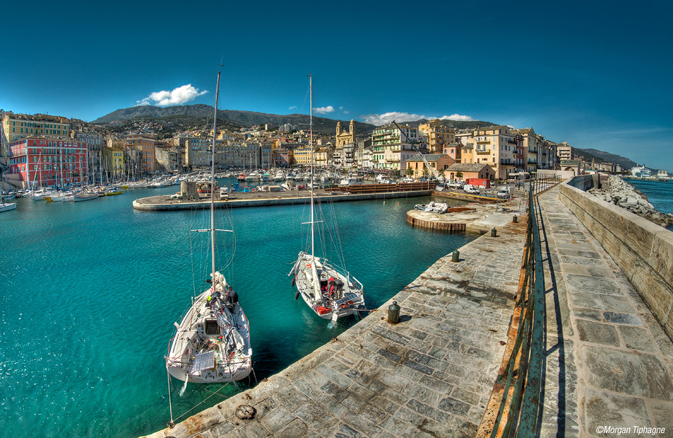 Photograph Port de Bastia by Morgan Tiphagne on 500px