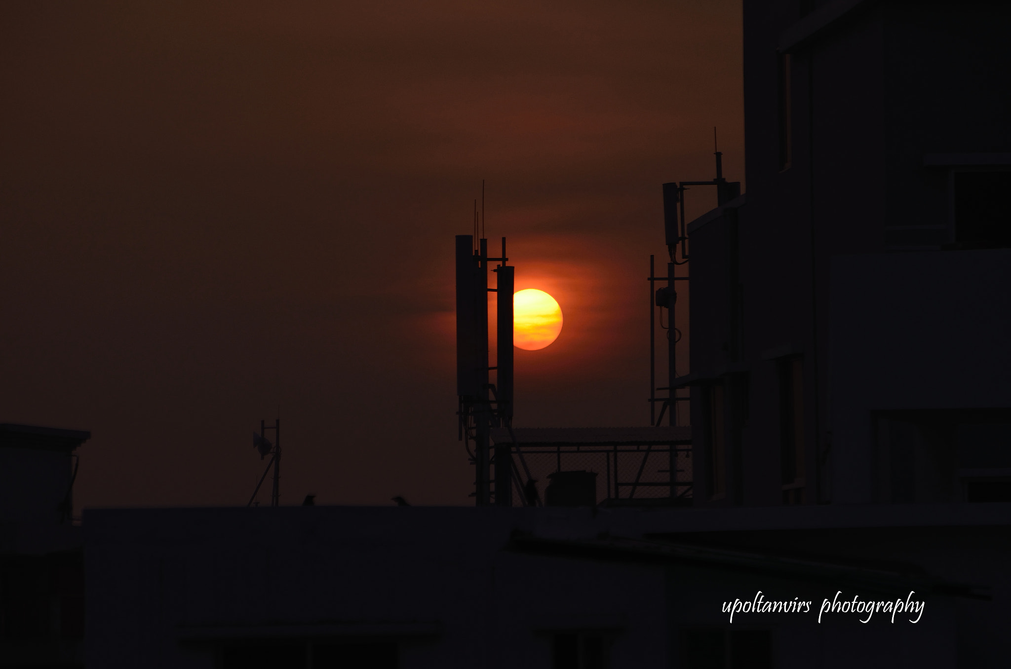 Photograph Sunset by Upol Tanvir on 500px