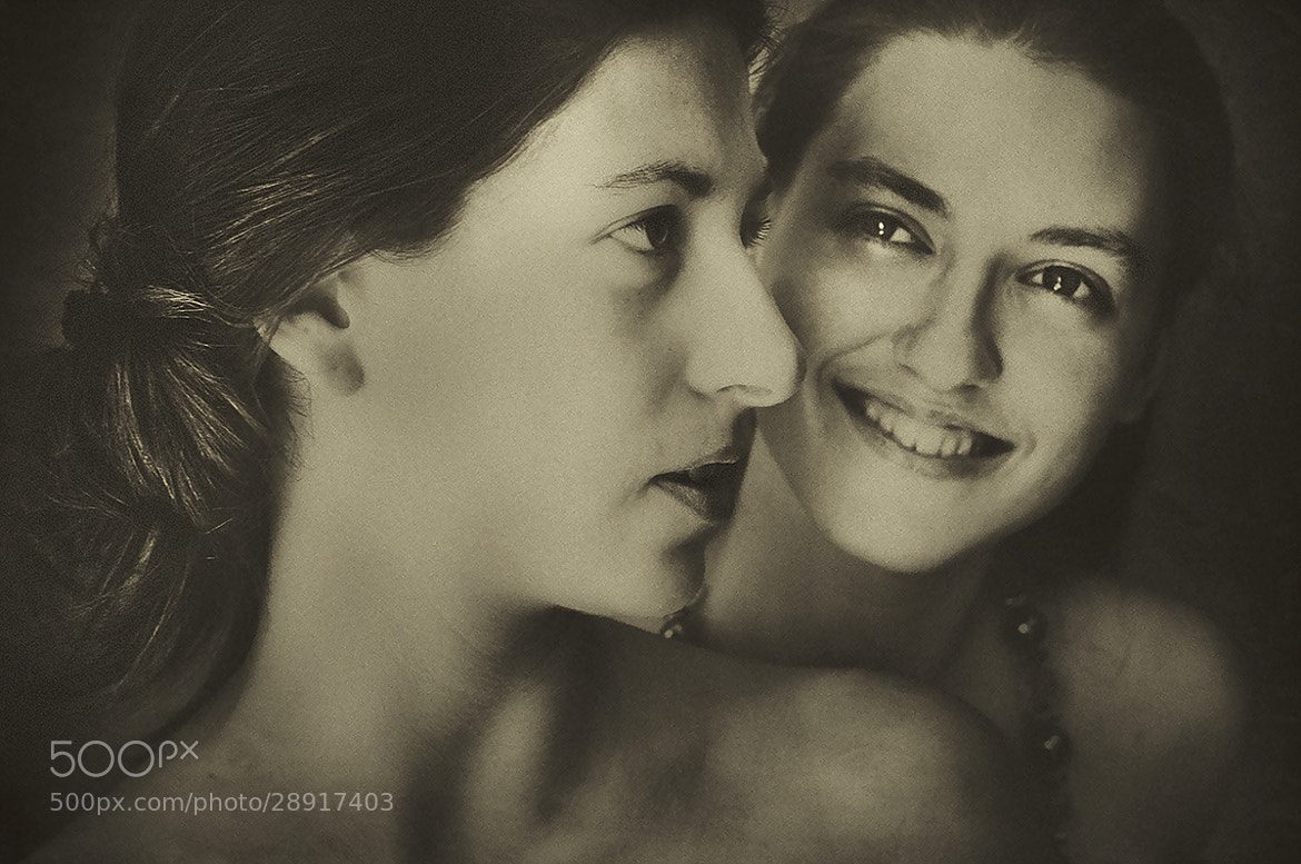 Photograph Sisters by Jakub Nowak on 500px