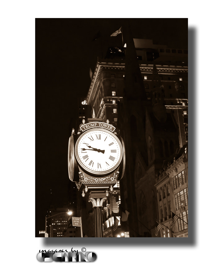 Photograph Clock is ticking... by Oscariño Rios on 500px