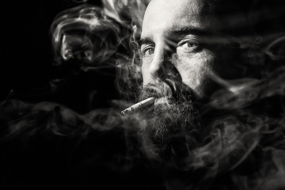 Photograph Self Portrait by Shane Lund on 500px