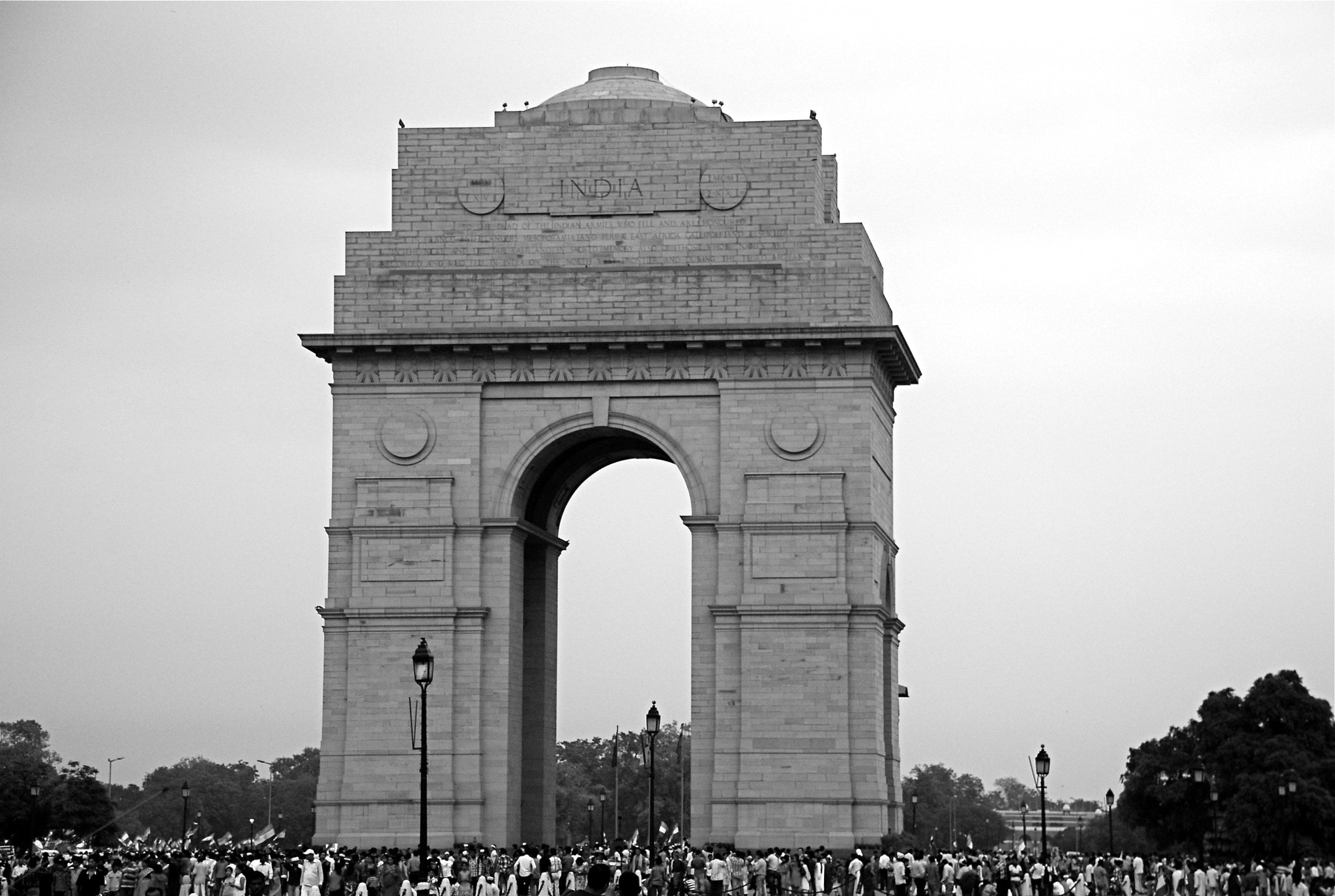 Photograph Door of the Indian - New Delhi by Tommysalasphoto on 500px