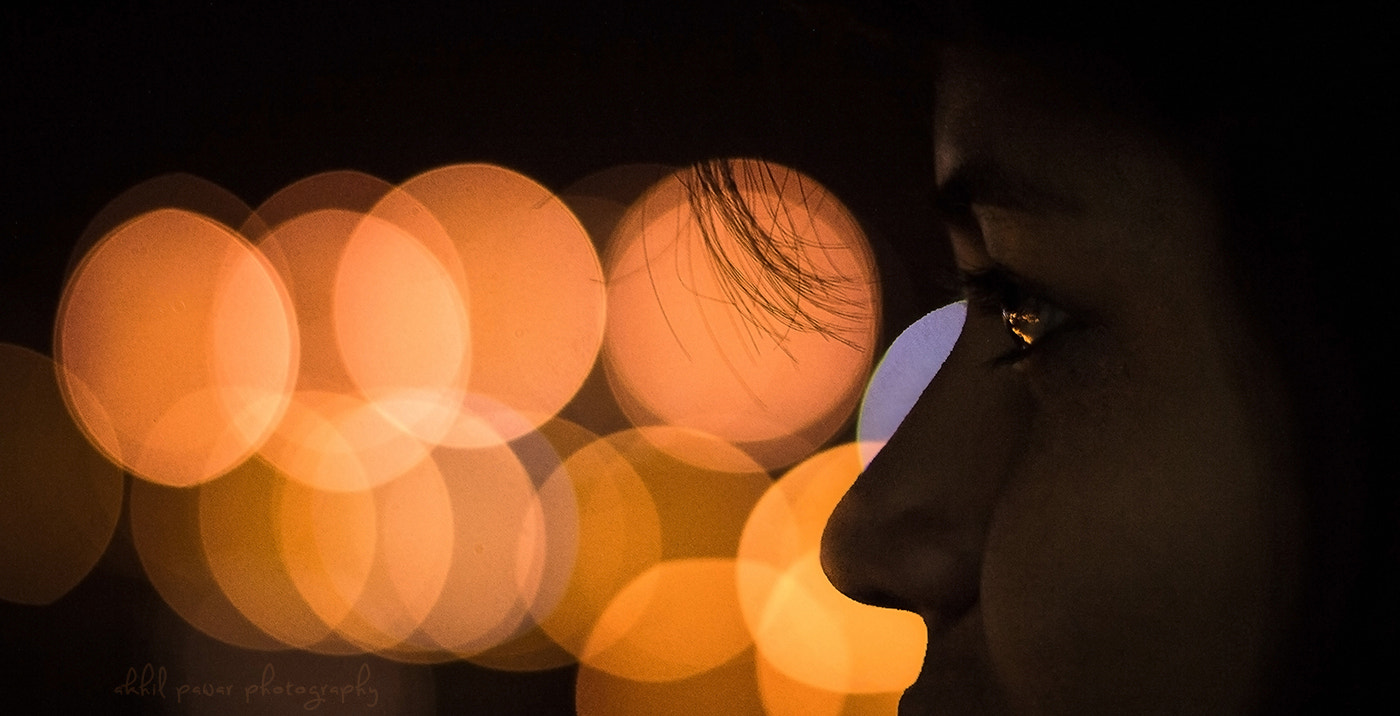 Photograph The light in your eyes by Akhil Pawar on 500px