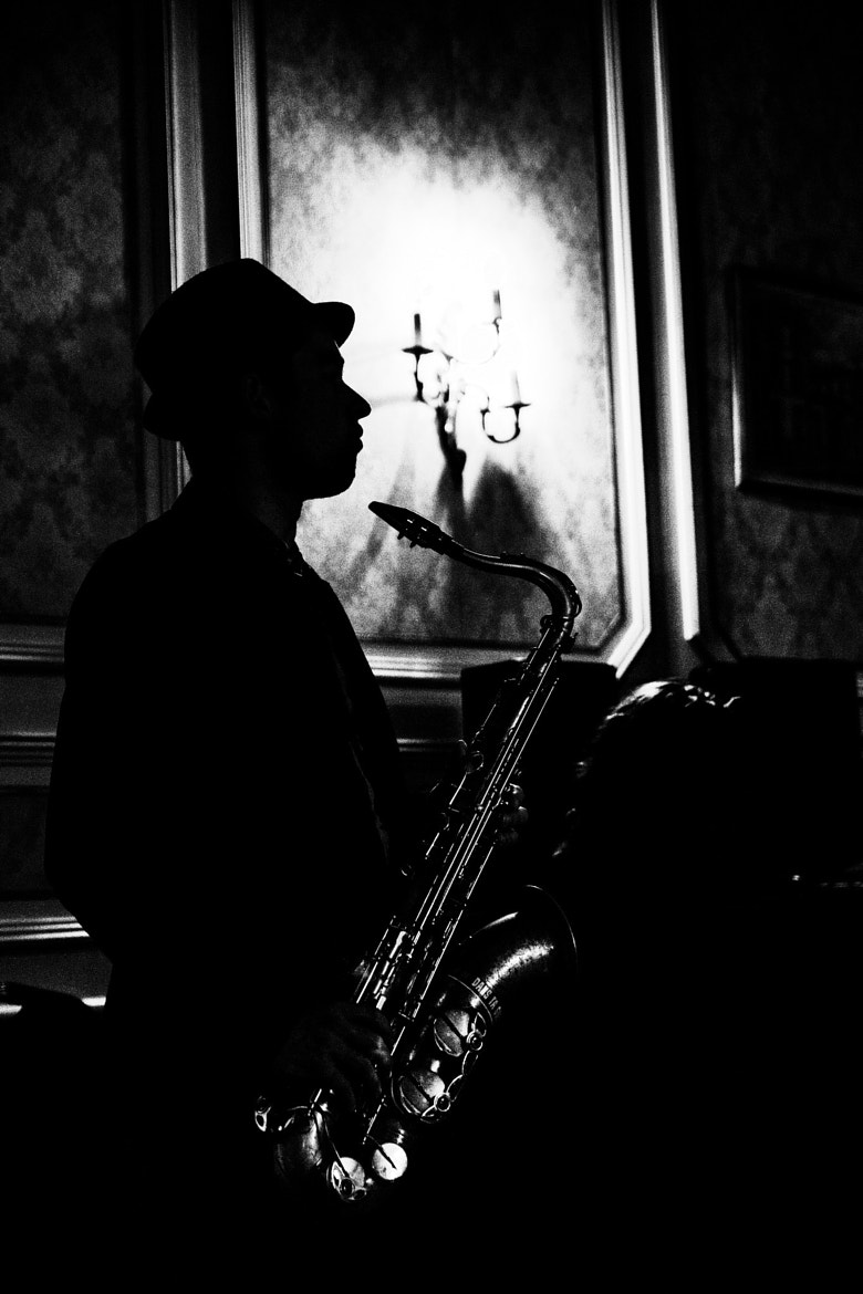 Photograph Sax for Balboa by Paul Enguehard on 500px