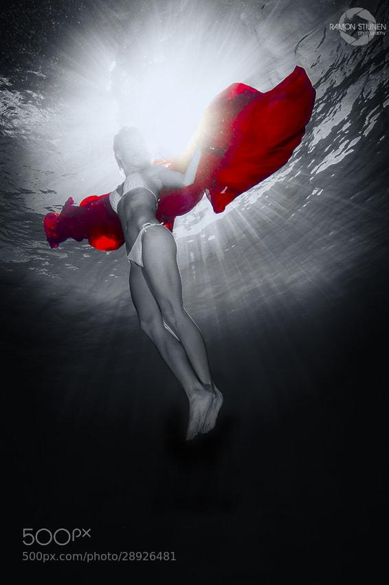 Photograph Deep Sea Angel by Ramon Stijnen on 500px