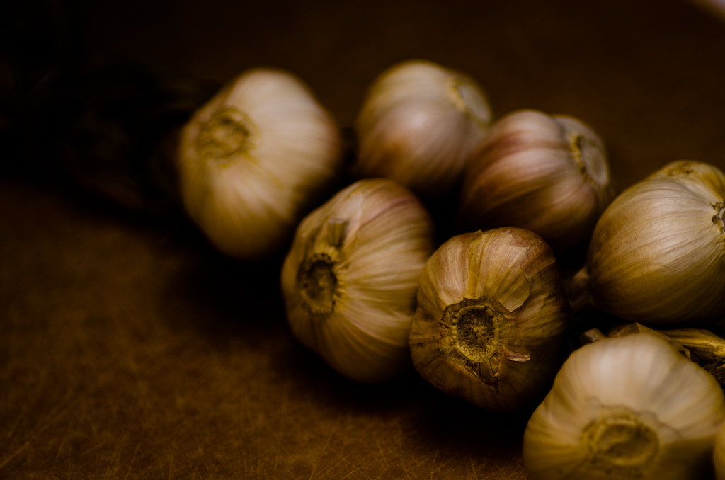Photograph Garlics 2 by Tanguero Photography on 500px