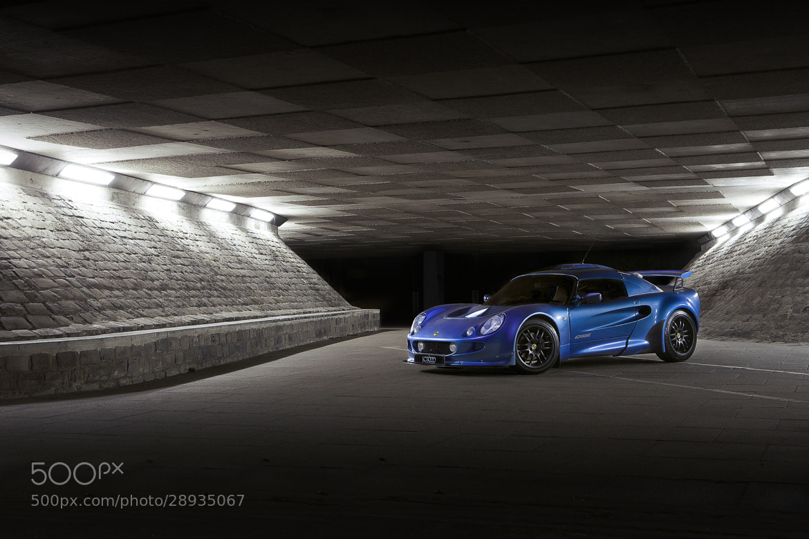Photograph Lotus Exige Series 1 by Martyn Lewis on 500px