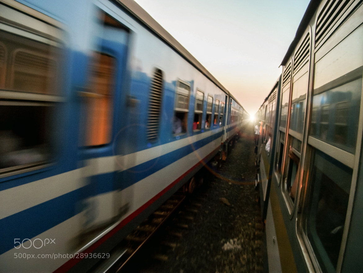 Photograph Trains by Dharshan Jayarajah on 500px