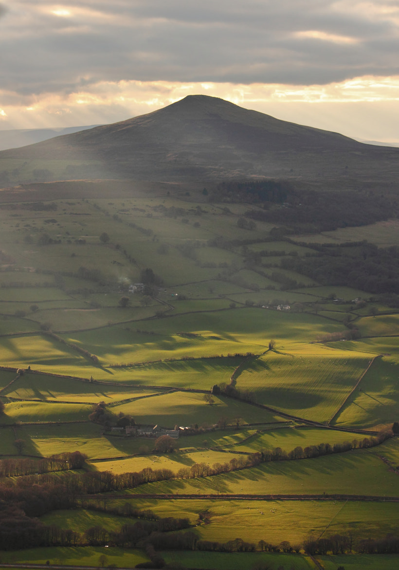 Photograph The sugar loaf brecon beacons black mountains wales uk by black mountains photography on 500px