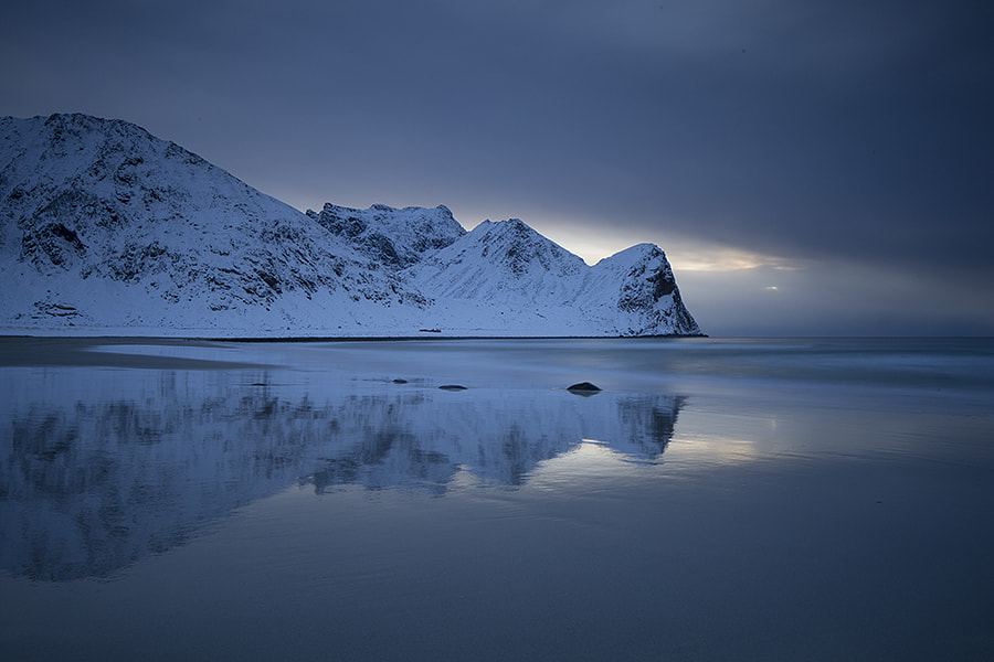 Photograph Arctic blues! by Peter Cairns on 500px