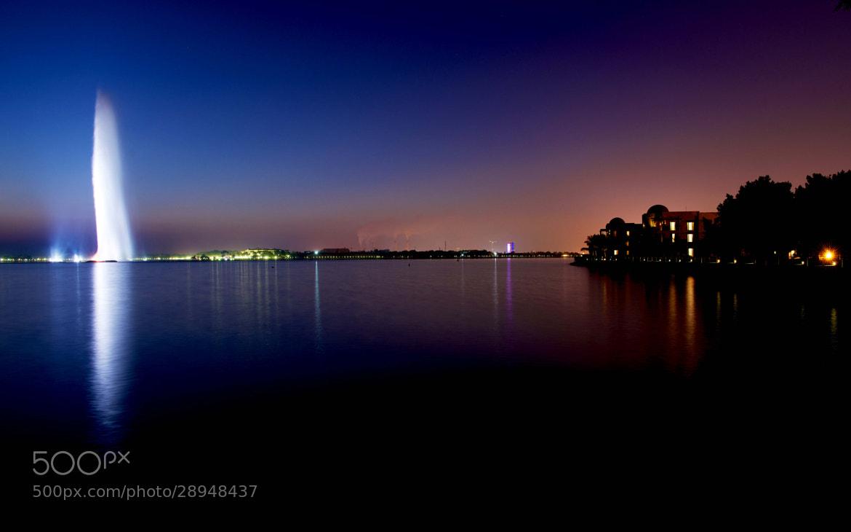 Photograph Park Hyatt Jeddah by Dany Eid on 500px