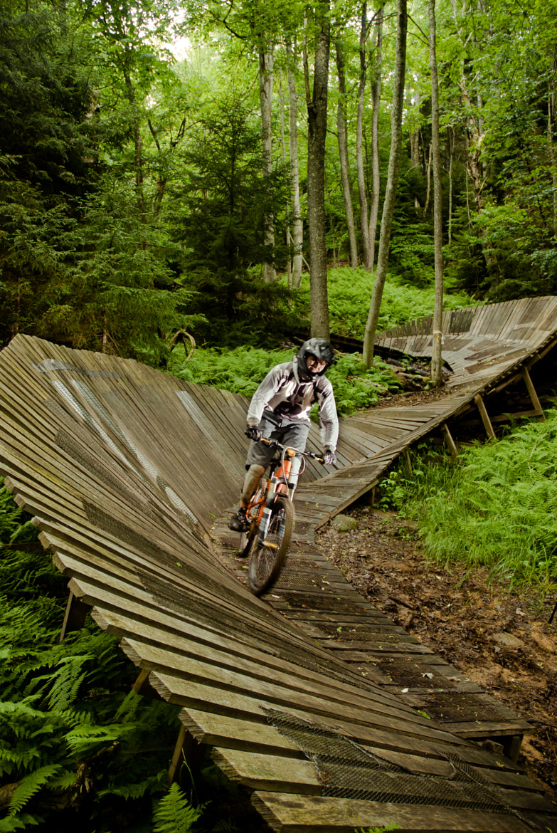 Photograph Cruising Down the S-Berm by Carter Edwards on 500px