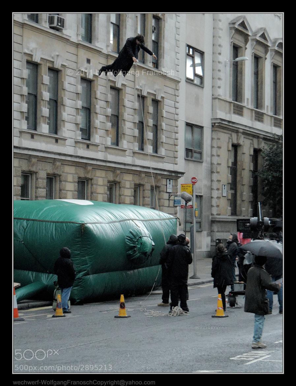 """Photograph """"Sherlock"""" filmset by Wolfgang Zimmerman on 500px"""