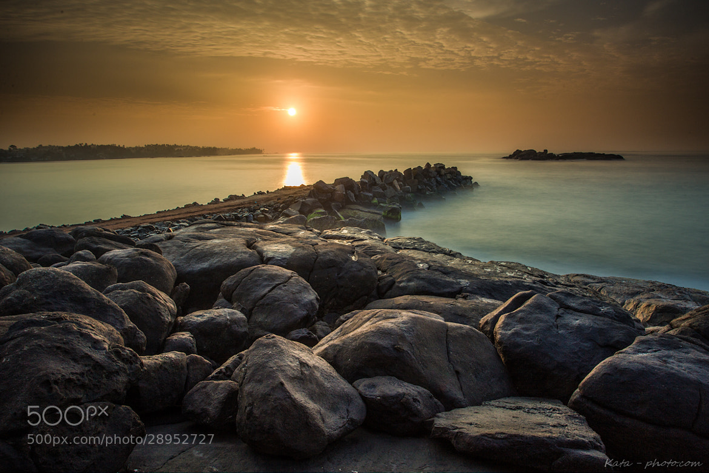 Photograph Sunset Sri Lanka by Kata Dvorakova on 500px