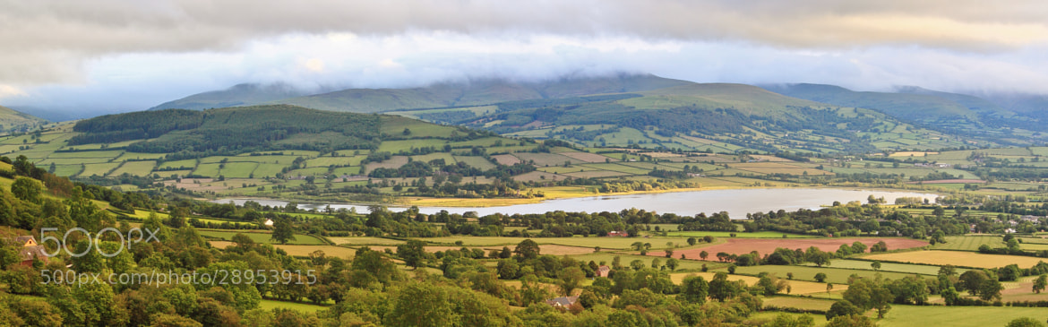 Photograph LLangorse lake brecon beacons the black mountains wales by black mountains photography on 500px