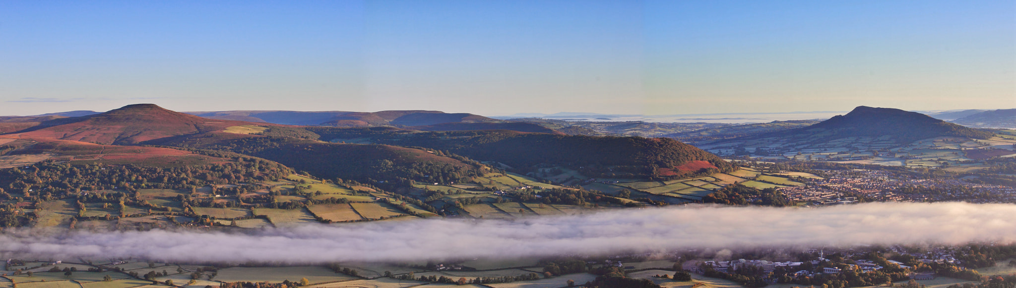 Photograph The brecon beacons black mountains abergavenny wales uk by black mountains photography on 500px