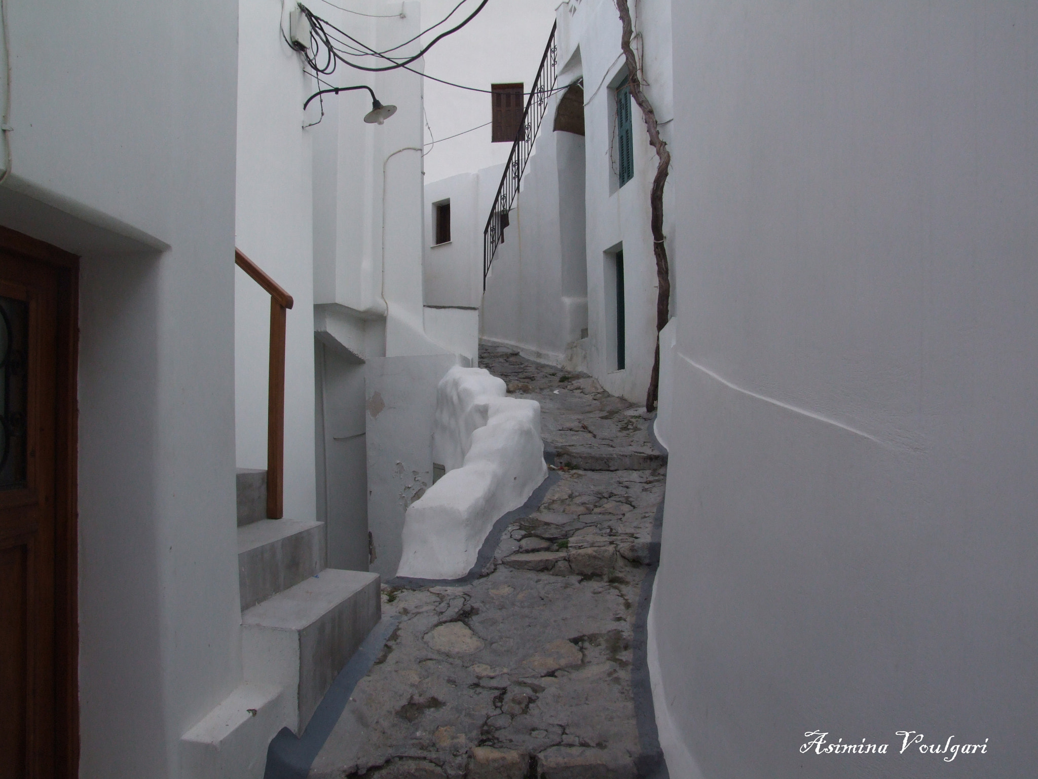 Photograph Town of Skyros II  by Asimina   Voulgari  on 500px