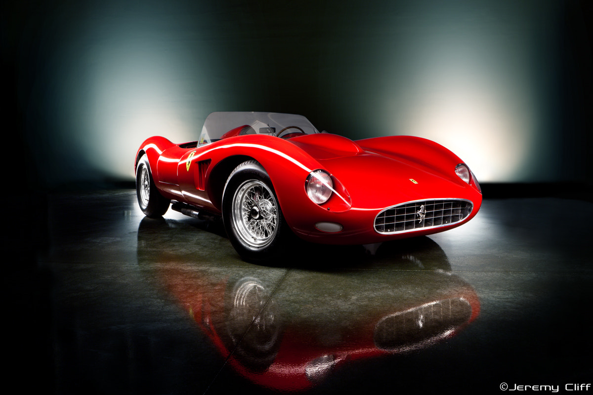 Photograph Ferrari TRC250 / Heavy Hitters Magazine by Jeremy  Cliff on 500px