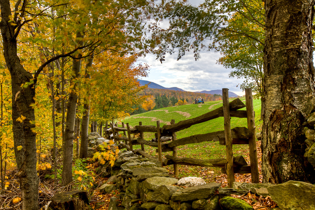 Photograph Vermont Farm by Fred Light on 500px
