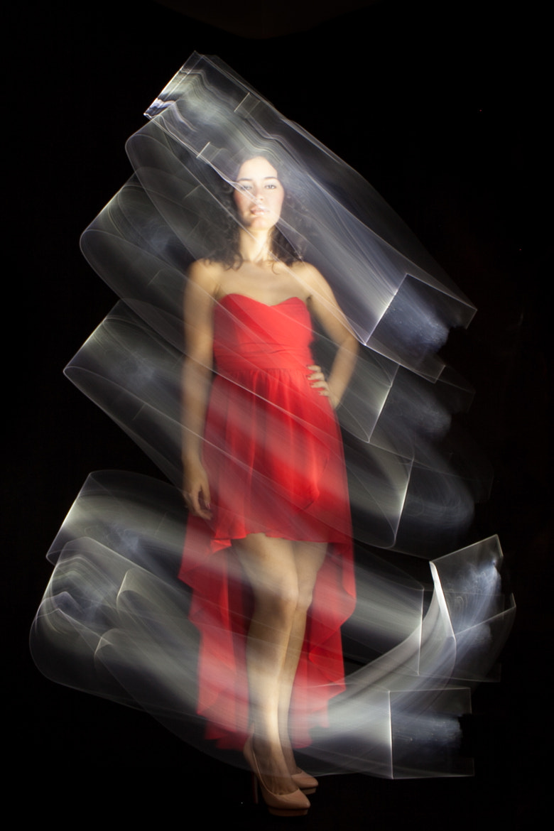 Photograph Light paint by Cisco lightpainting.ma on 500px