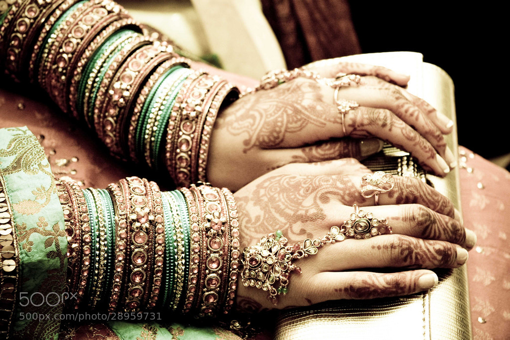 Photograph Bangles by S Afzal on 500px