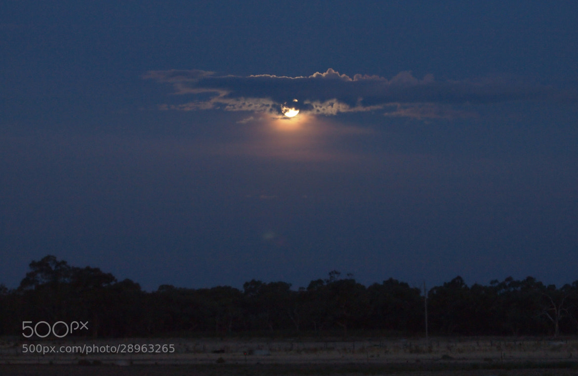 Photograph Bad Moon Rising by Dave Callaway on 500px