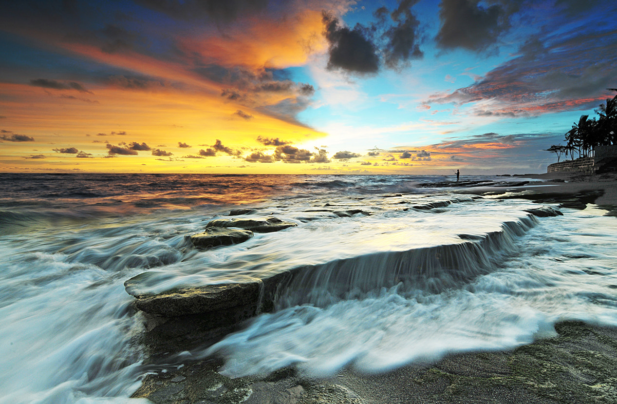 Photograph Rock'n Beach by Ajie Sujarwadi on 500px