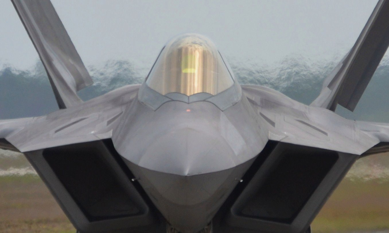 Photograph F-22 Raptor by Michael Fitzsimmons on 500px