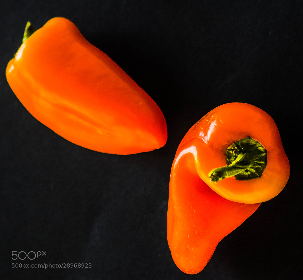 Photograph Chillies by julian john on 500px