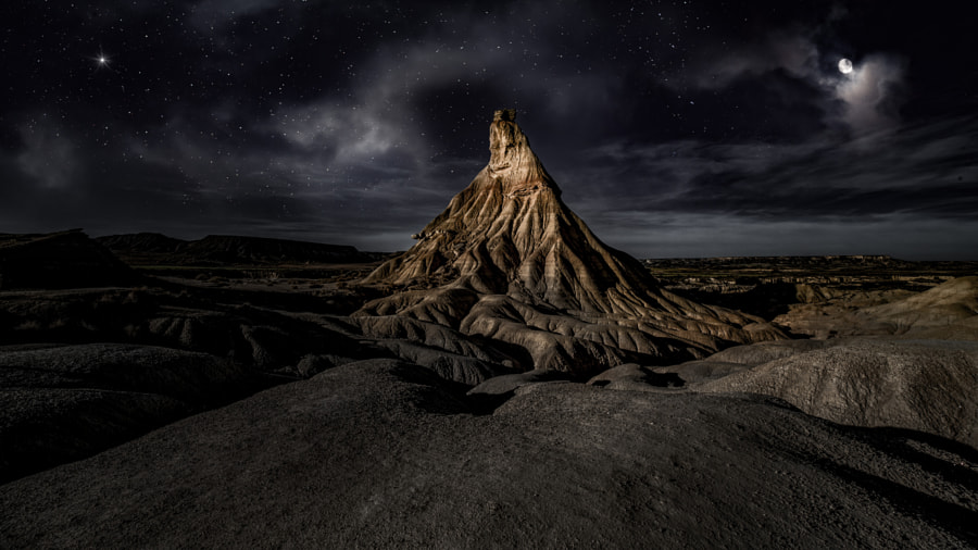 Badlands Bardenas by Carlos Santero on 500px.com