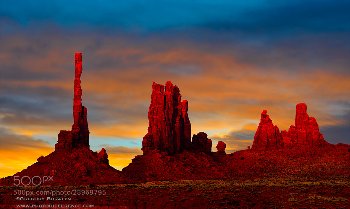 Photograph Spiritual Monuments by Gregory Boratyn on 500px