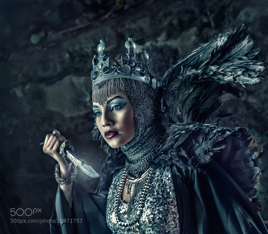 Photograph Evil_Queen by Tristan Dumlao on 500px