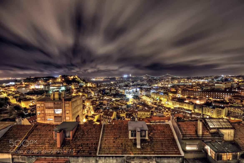 "Photograph High Dynamic Lisbon by Carlos Silva ""Avlisilva"" on 500px"