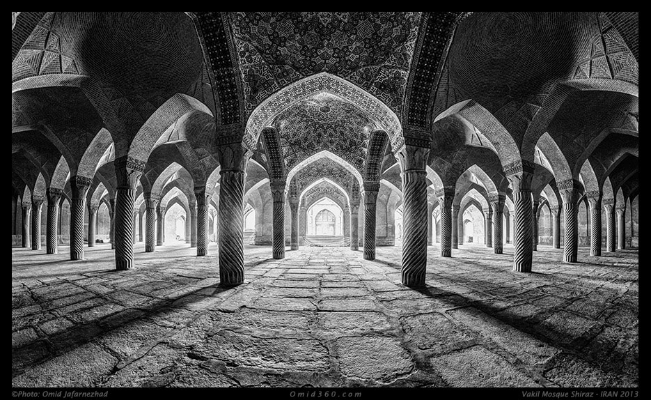 Photograph Vakil mosque shiraz by Omid Jafarnezhad on 500px