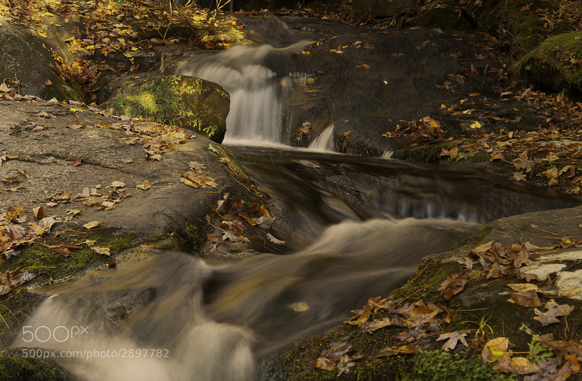 Photograph Mid Falls at Widow Creek by MikeScottPhotos  on 500px