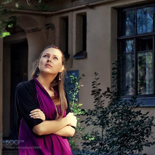 Photograph Tanya by Оля Зубова on 500px