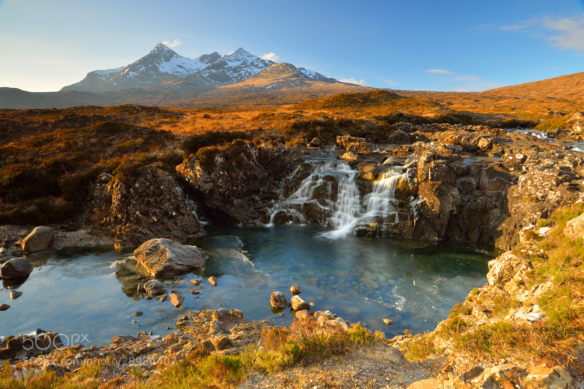 Photograph Northern Cuillin, Skye by Jon Sketchley on 500px