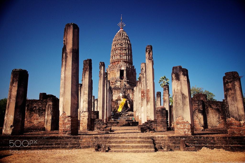 Photograph Sukothai Temple - Thailand by Sean Cheng on 500px