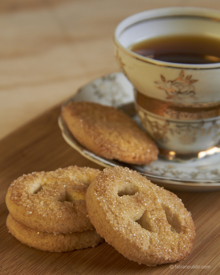 Danish Butter Cookies by Fabian Pulido Pardo on 500px.com