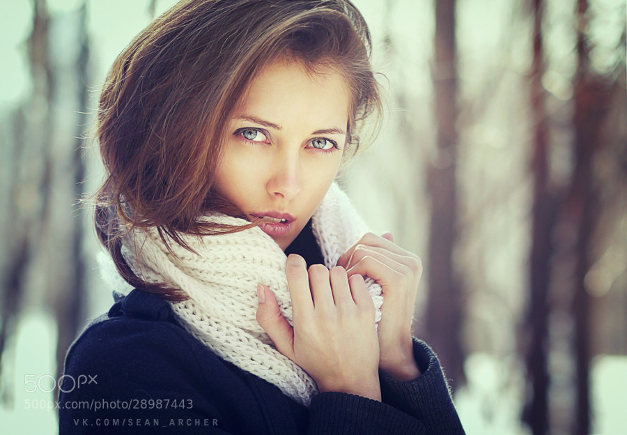 Photograph Nika by Sean Archer on 500px