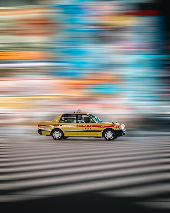 Taxi by Tristan Zhou on 500px.com