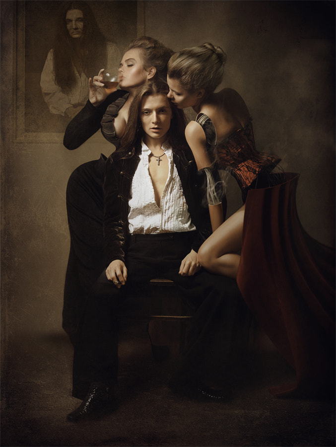 Photograph Dorian Gray by Igor Voloshin on 500px