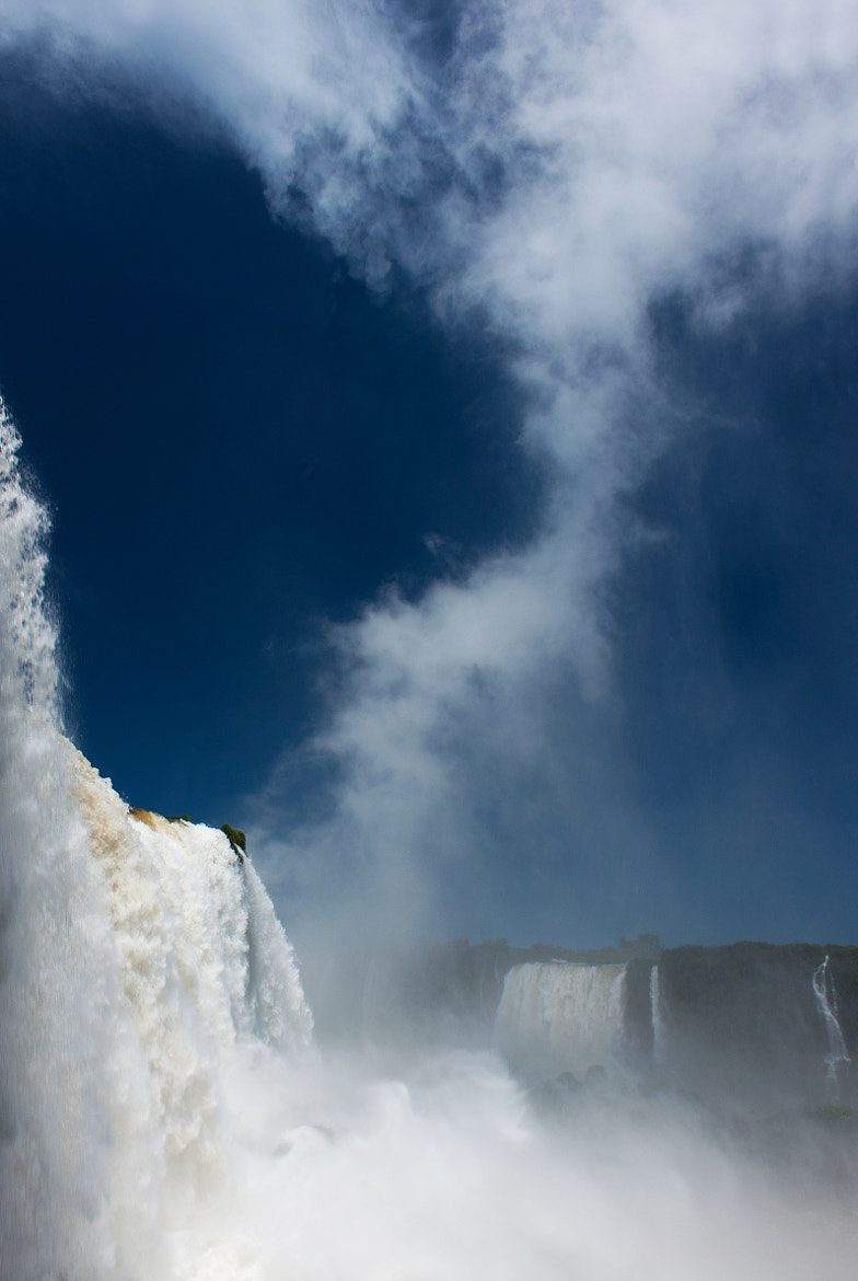 Photograph Iguazu Falls by Andres Navarro on 500px