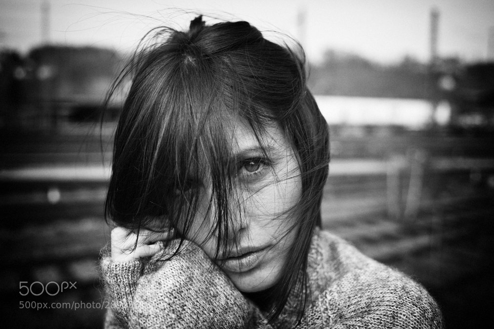 Photograph christina by Martin Waldbauer on 500px