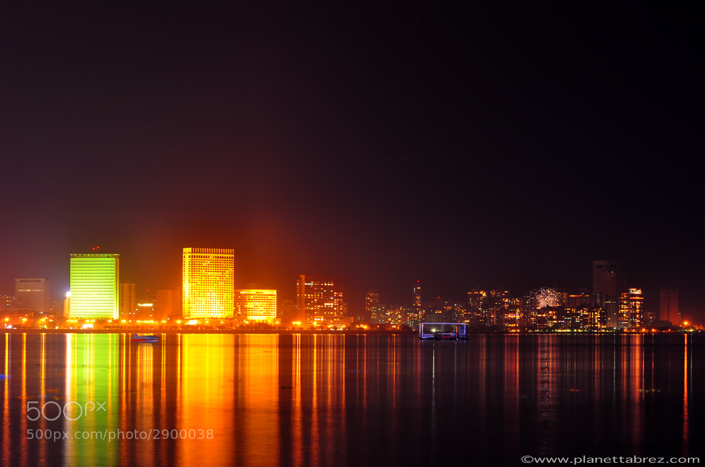 Photograph Nights In Bombay by tabrez ahmad on 500px