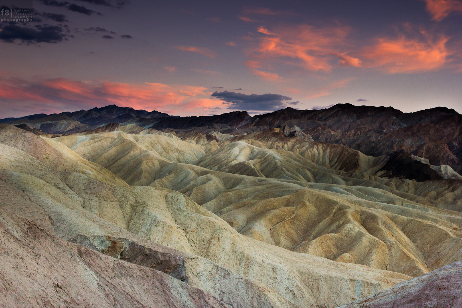 Photograph Zabriskie Point by Francesco Riccardo Iacomino on 500px