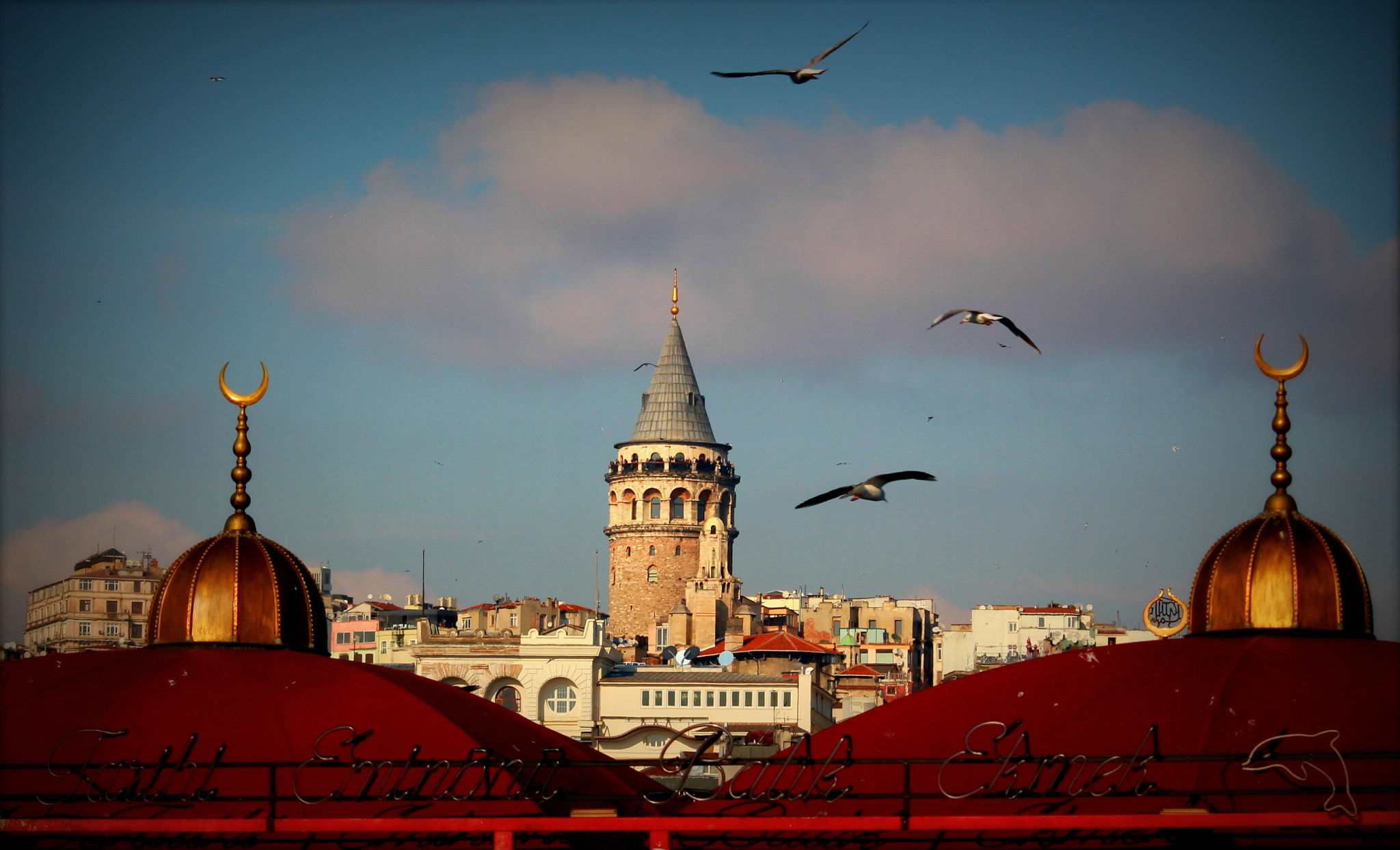 Photograph Galata tower by Ramazan  Fener on 500px