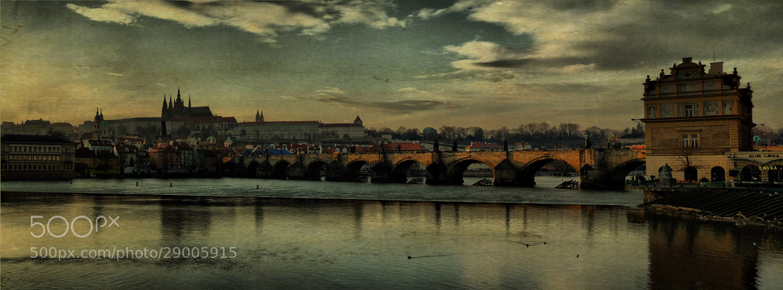 Photograph Karlov Most, Praha by Xavi Perramon on 500px